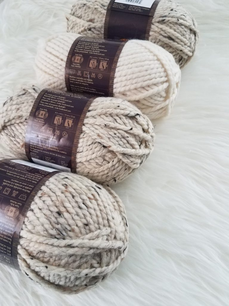 Lionbrand Wool-Ease Thick n Quick Yarn