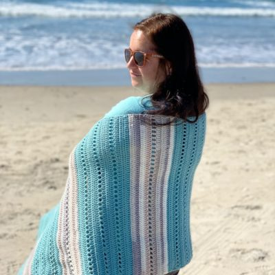 Seabreeze Wrap Crochet Pattern