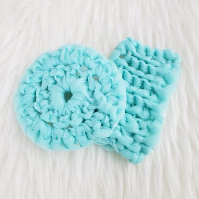 Free Crochet Scrubbies Pattern