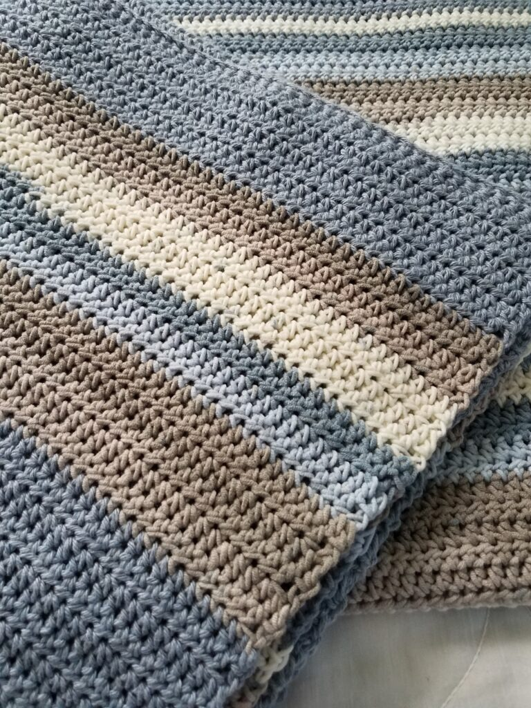 What does HDC mean in crochet - by Kind Of Knit