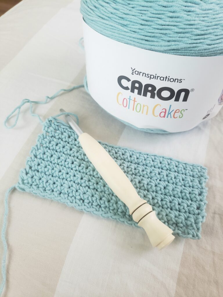 Using SC Single Crochet Stitch in your projects