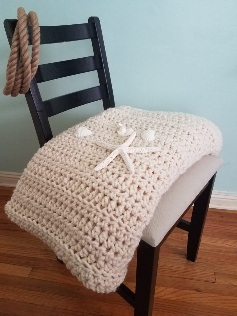 What does BLO stitch is in crochet