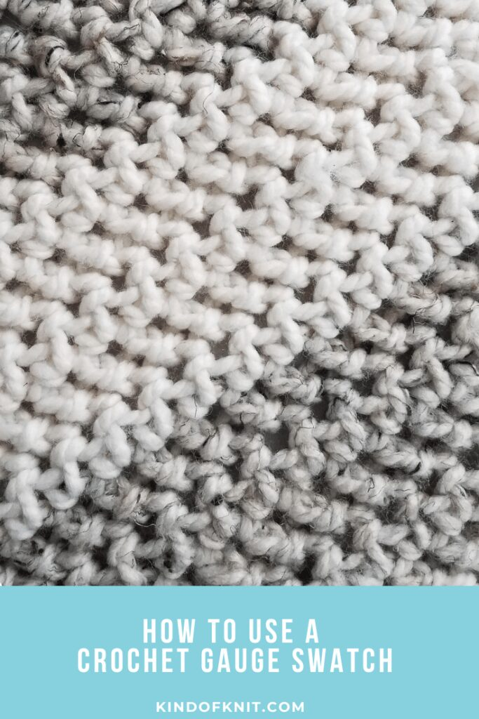 What is Gauge Swatch in Crochet