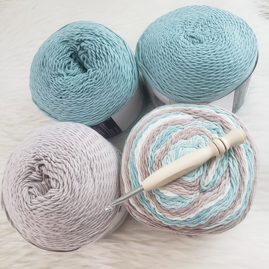 Caron Cotton Cakes Yarn