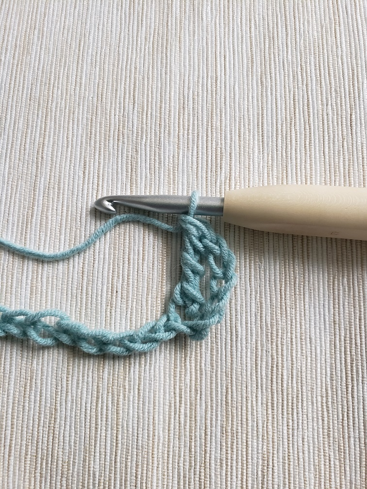 How to Make a DTR Crochet Stitch