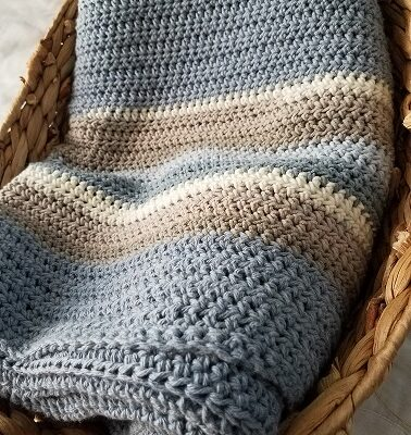 Best Crochet Stitch for Baby Blanket